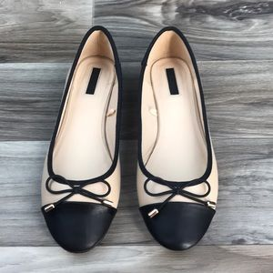 Forever 21 nude flats size 7.5